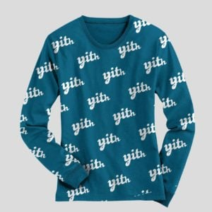 YITH Longsleeve Woman blue