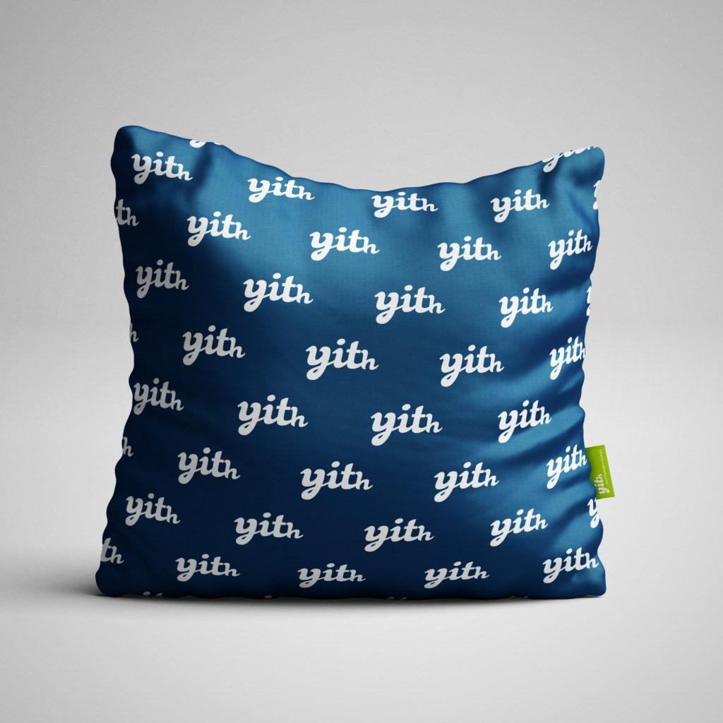 YITH Cushion - Blue