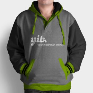YITH Sweatshirt Grey