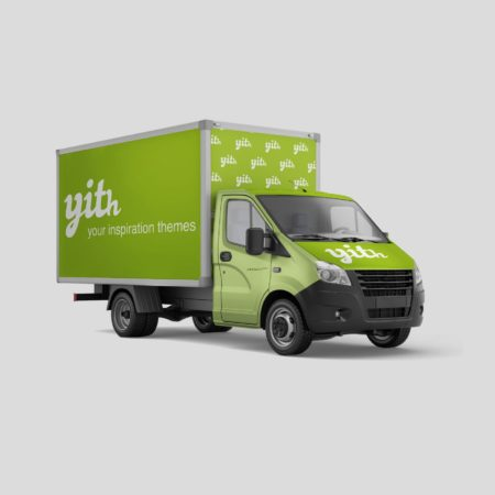 YITH Big Van green