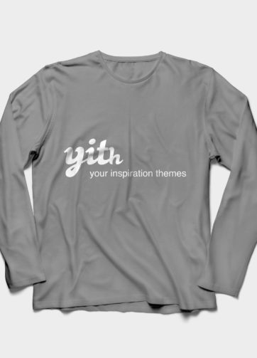 YITH Long Sleeve - Grey