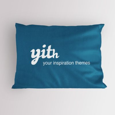 YITH Elegant Cushion - Blue