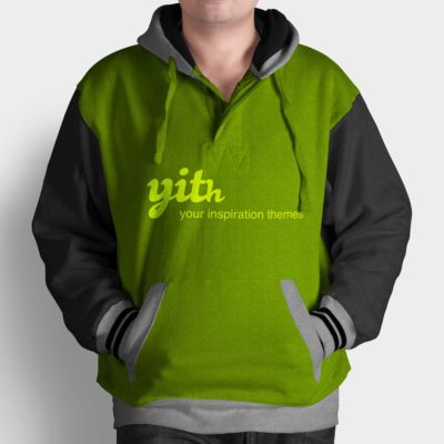 YITH Sweatshirt Green