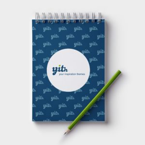 YITH Notebook - Blue