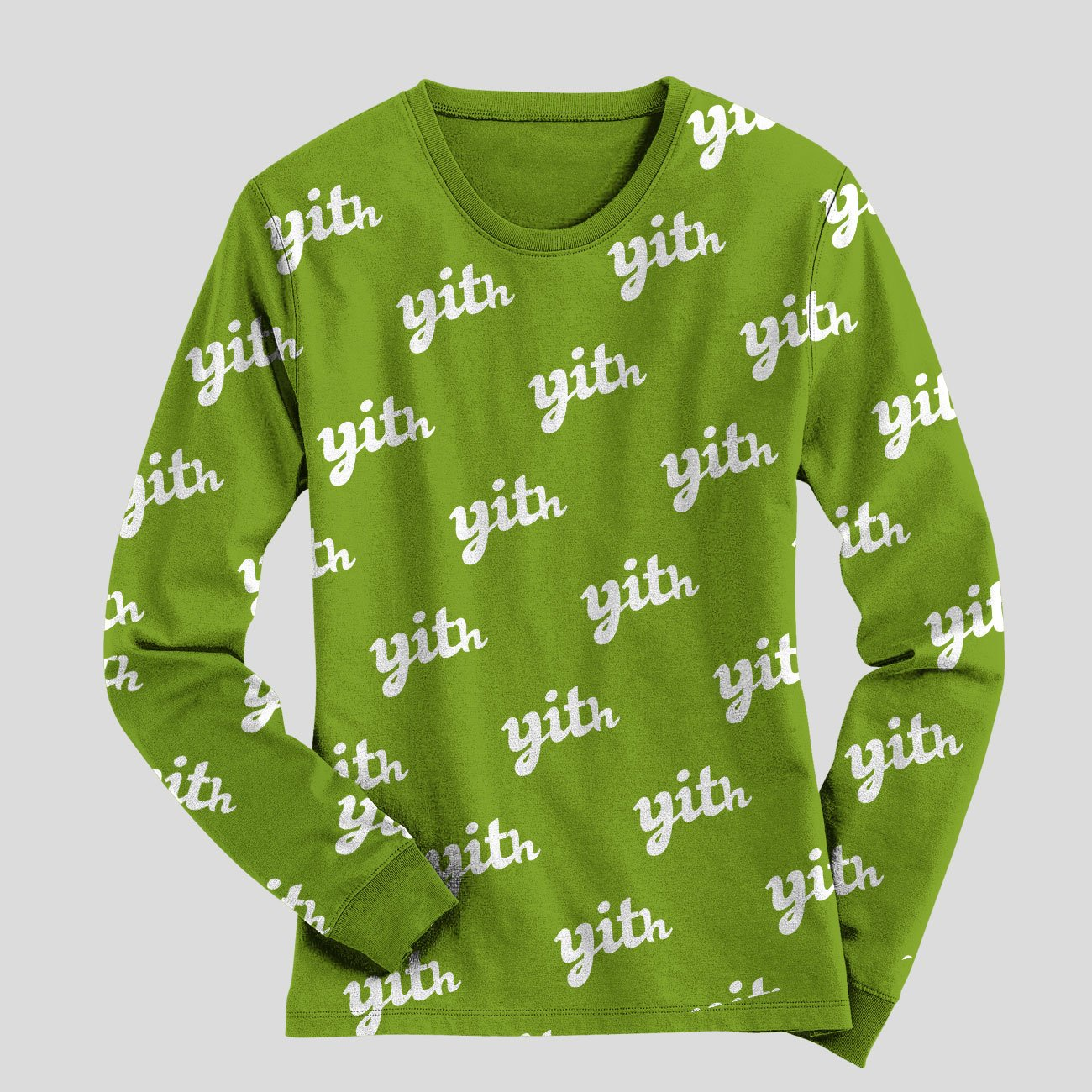 YITH Longsleeve Woman Green